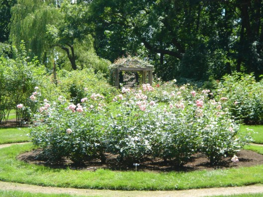 Historic Gardens, Annapolis Royal