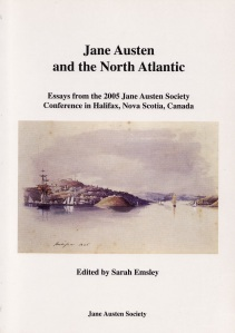 Jane Austen and the North Atlantic