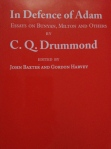 In Defense of Adam, by C.Q. Drummond