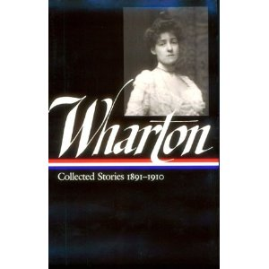 Library of America edition of Wharton's Collected Stories