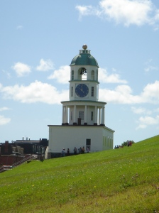 Halifax Town Clock, on Citadel Hill