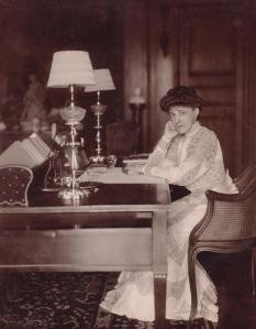 Edith Wharton in 1905
