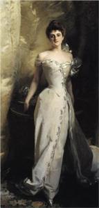 Mrs. Ralph Curtis, by John Singer Sargent
