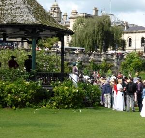 Jane Austen Festival Promenade
