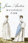 Vintage edition of Mansfield Park