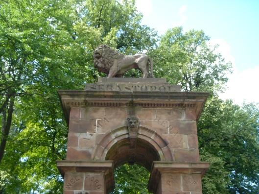 Welsford-Parker Monument