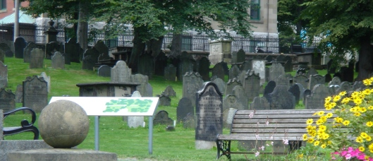 The Old Burying Ground