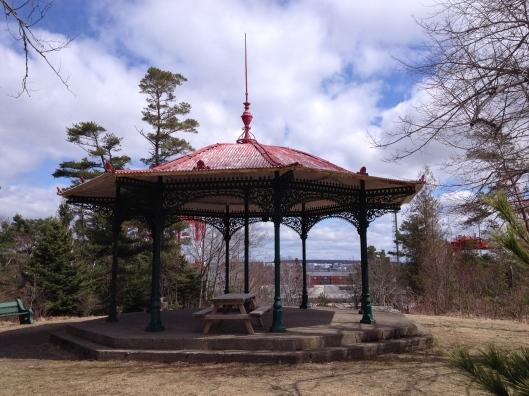 Pavilion at Point Pleasant Park
