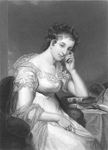 Maria Edgeworth, Image from Novels 1780-1920, Rare Books and Special Collections, University Library, University of Sydney