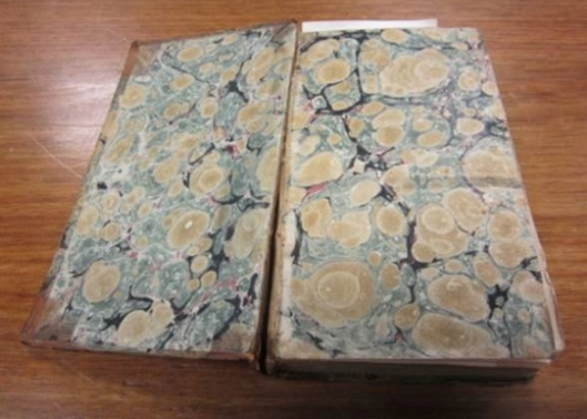 First edition of Mansfield Park, University of Sydney