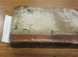 First edition of Mansfield Park. Image courtesy of Rare Books and Special Collections, University of Sydney Libraries.