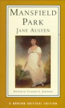 Mansfield Park, Norton Critical Edition