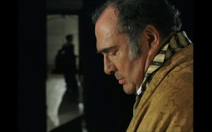 Harold Pinter as Sir Thomas