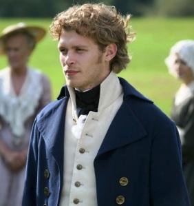 Joseph Morgan as William Price