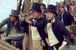 Midshipman's uniform circa 1800
