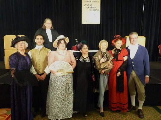 """The """"Austen Assizes"""" play"""
