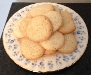 Ratafia Cakes