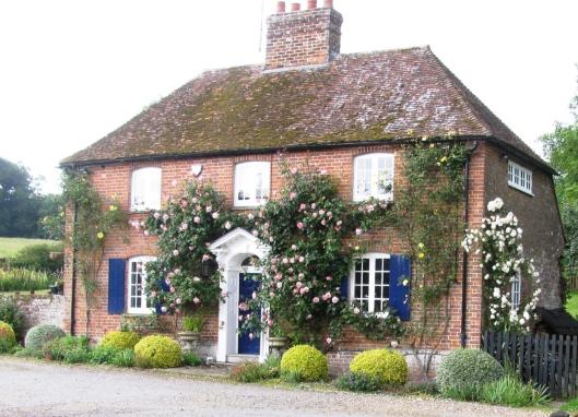 House on the Godmersham estate