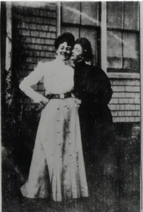 L.M. Montgomery and Nora Lefurgey