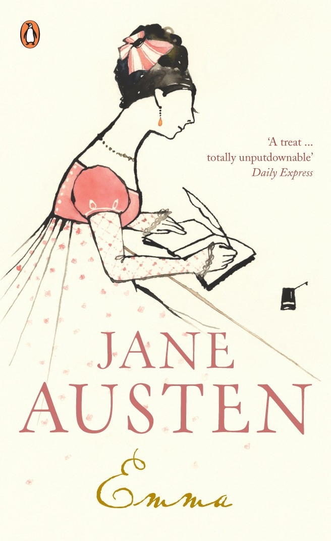 I'm writing my own essay for the novel In EMMA by Jane Austen ..?