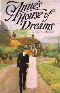 Image result for anne's house of dreams book cover