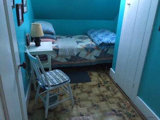 Elizabeth Bishop House, Elizabeth's room