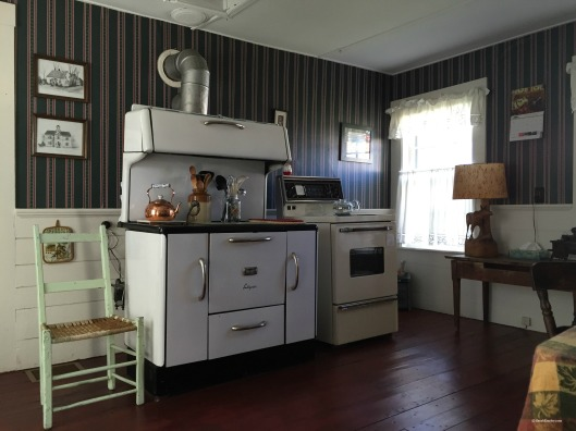 Elizabeth Bishop House, kitchen