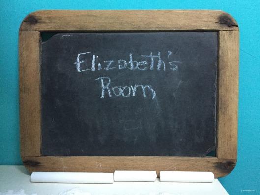 Elizabeth Bishop House, slate