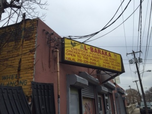 Mutton shopping in North Philadelphia
