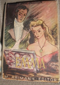 The first Spanish edition of Emma