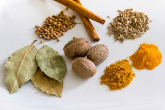 Erna's photo of spices