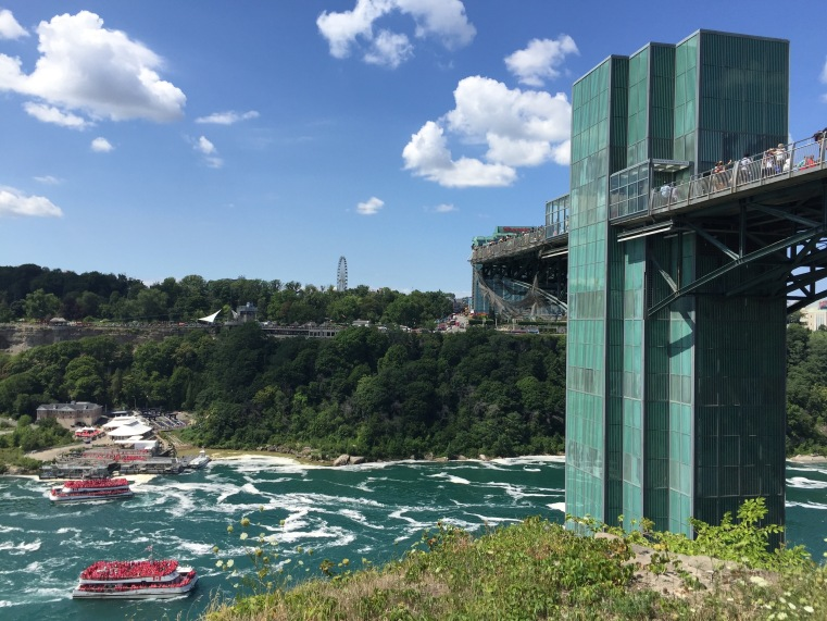 Niagara Falls State Park Observation Tower