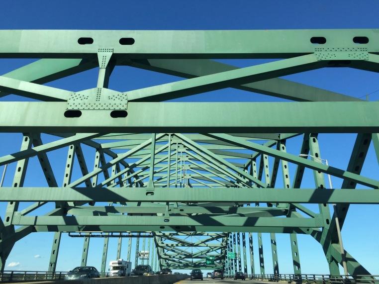 Piscataqua Bridge, New Hampshire