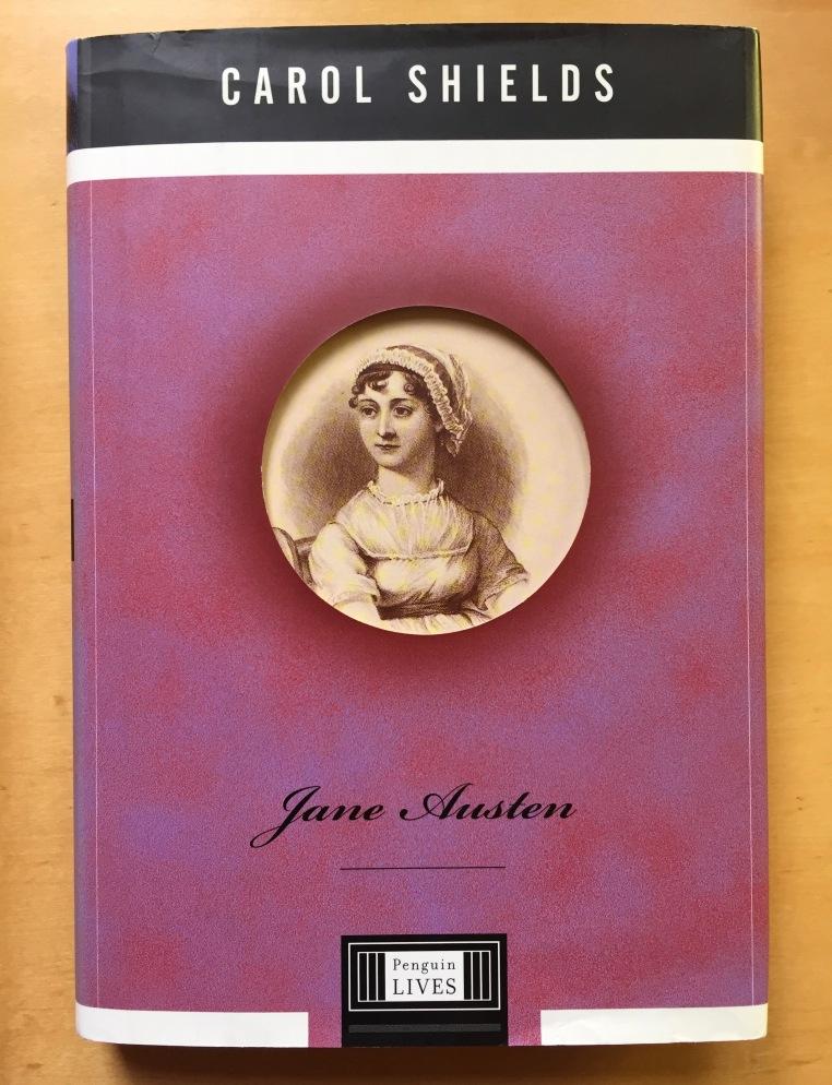 Jane Austen, by Carol Shields
