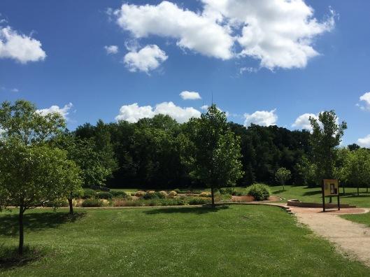 The Carol Shields Memorial Labyrinth