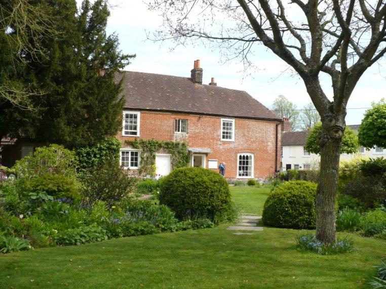 Kathleen's photo of Chawton Cottage