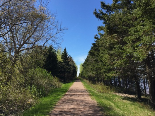 Confederation Trail, St. Peter's, PEI