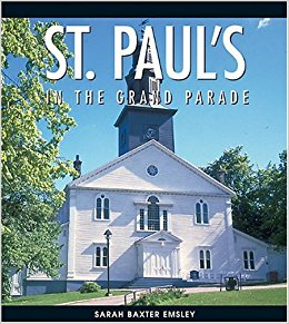 St. Paul's in the Grand Parade, by Sarah Baxter Emsley