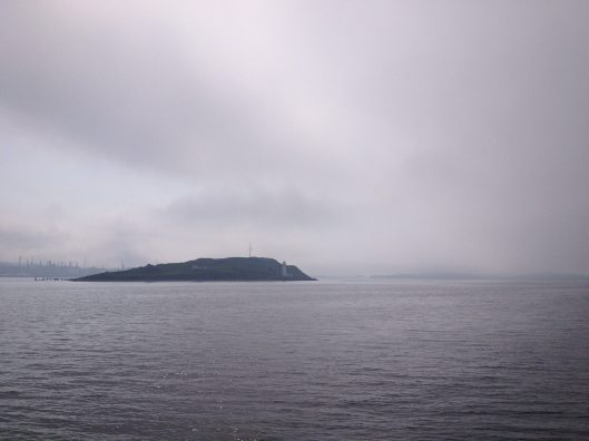 Georges Island, Halifax Harbour