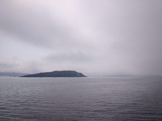 Georges Island, Halifax Harbour