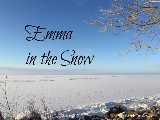 Emma in the Snow