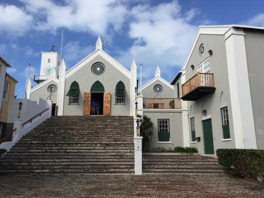 St. Peter's Church, St. Georges, Bermuda