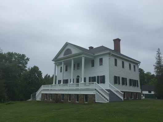 Uniacke House, Mount Uniacke, Nova Scotia