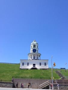 Halifax Town Clock