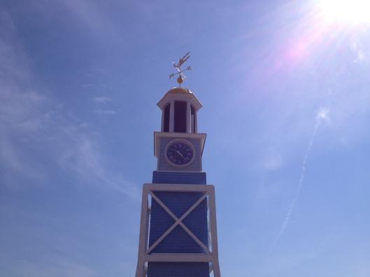 Dockyard Clock, Halifax, Nova Scotia