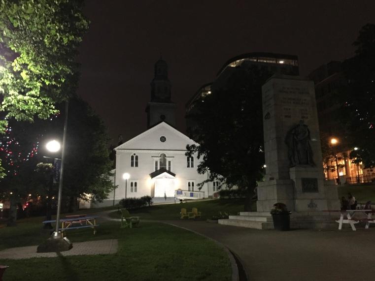 St. Paul's Church, Halifax, Nova Scotia
