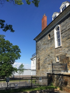 Admiralty House, Halifax, Nova Scotia (from the north)
