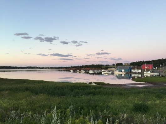 Sunset at Stanley Bridge, PEI