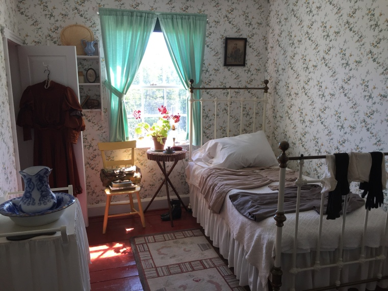 """Anne's Room,"" Green Gables, Cavendish, PEI"