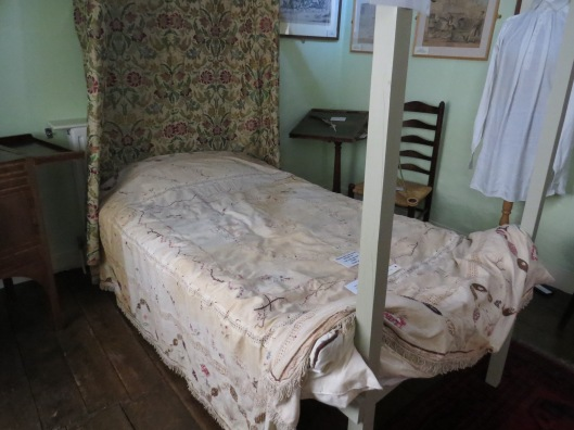 William Cowper's bedroom